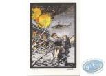 Ex-libris Offset, Oukase : Evacuation