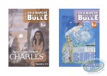 Monographie, On a Marché sur la Bulle : Sire, Mara, Charles