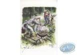 Ex-libris Offset, Astérix : Follet, Astérix