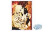Ex-libris Offset, Requiem : Le baiser