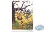 Ex-libris Offset, Hommage : Solé, Hommage à Franquin