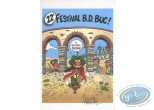 Ex-libris Offset, Iznogoud : Tabary, Festival BD Duc