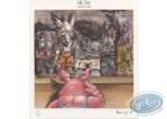 Ex-libris Offset, Loup Blanc (Le) : Suspects