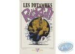 Ex-libris Sérigraphie, Potamoks (Les) : Les Potamoks