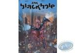BD occasion, Zak Blackhole : Star epidemy