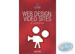 Livre, Web design: video sites