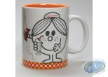 Art de la Table, Monsieur et Madame : Mug,  Happy Cooking : Orange