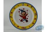 Art de la Table, Oui-Oui : Petite assiette en céramique, Oui-Oui