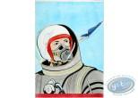 Aquarelle, Dan Cooper : Cosmonaute 2