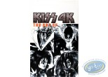BD occasion, Kiss 4K : The art of Kiss 4K