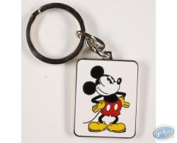 Mickey Mouse dans cadre blanc, Disney