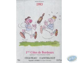 Rugby - Chateau Canteloup 1993