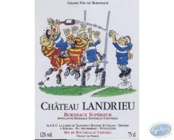 Rugby - Chateau Landrieu