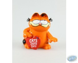 Garfield love cats !
