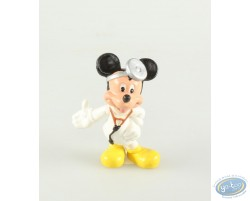 Mickey Mouse en docteur, Disney