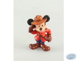 Mickey Mouse en policier Canadien, Disney