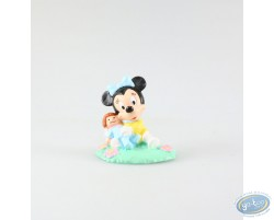 Minnie avec sa poupée, Disney