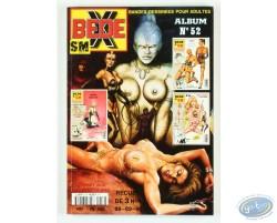 Bédé X N°52, Recueil des numéros 88/89/90
