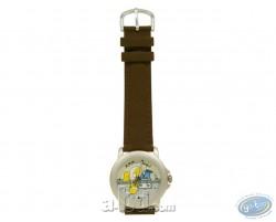 Montre, Homer beer (bracelet cuir)