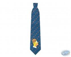 Cravate, Homer Simpson cerveau bleue