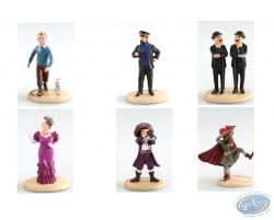 Assortiment de 6 figurines