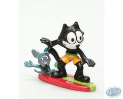 Félix le chat surf