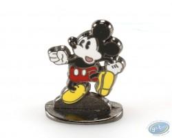 Mickey surpris (bas relief), Disney