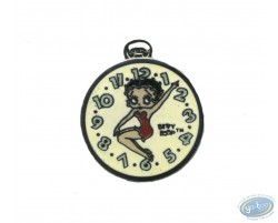 Pin's Betty Boop Montre