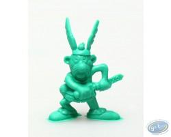 Mini Astérix dégainant (vert clair)