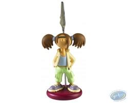 Memo clip, Lili Varicelle (pantalon vert)