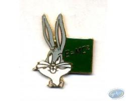 Bugs Bunny E=MC2