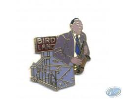 Club jazz 'Bird Land'