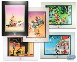 Spirou : 5 posters