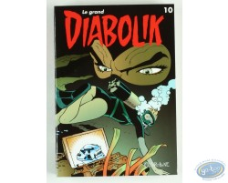 Le Grand Diabolik - tome 10