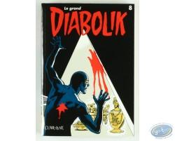 Le Grand Diabolik - tome 8