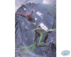Spiderman vs le Vautour