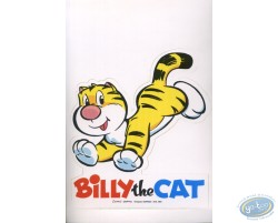 Sticker autocollant Billy the Cat