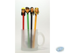 Crayons, De Gieter, Papyrus : Set de 4 crayons