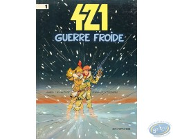 421, Guerre Froide