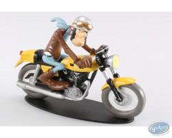 Ted Debielle - Ducati 350 Desmo