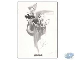 Ange et statue