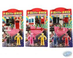 Power Rangers import Taiwan 3 blisters