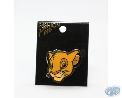 Broches assorties, Roi Lion et Nala, Disney