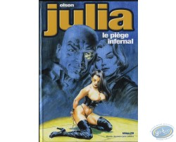 Julia, Le piège Infernal