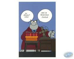 Anniversaire - 'On devient vieux. Mais la technique évolue'