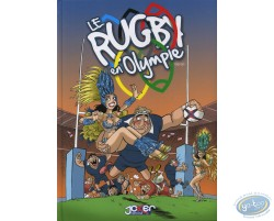 Le rugby en Olympie