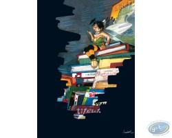 Clochette et les livres