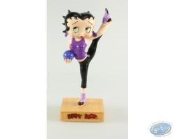 Betty Boop Gymnaste