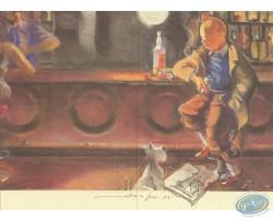 Hommage, Tintin F. Miro n°1