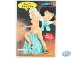 Sexbulles N°2, Recueil de 2 histoires, Les confidences de Nado - Cléo et son patron